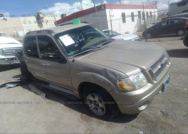 Inventory #765970226 2004 FORD EXPLORER SPORT TR