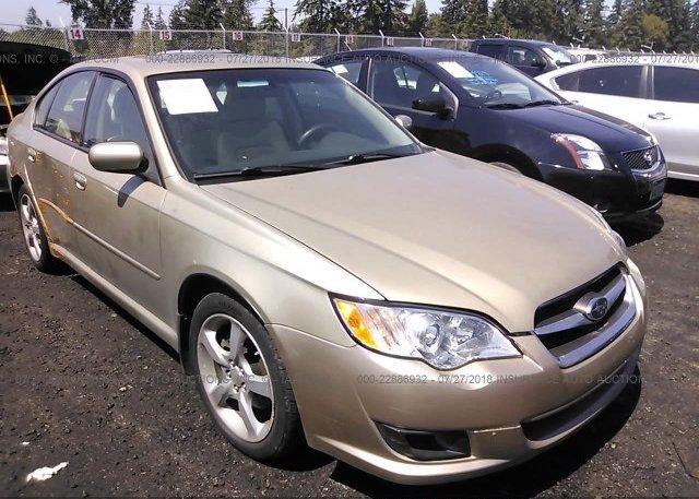 4s3bl616287216800 Bill Of Sale Gold Subaru Legacy At Puyallup Wa