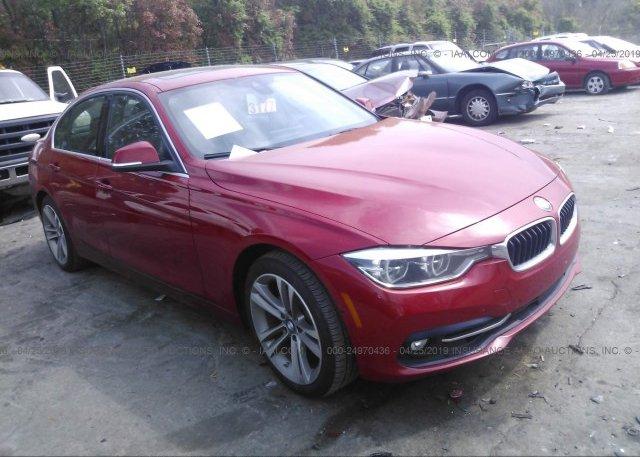 Inventory #800693082 2018 BMW 330