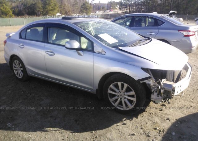 Inventory #496064637 2012 Honda CIVIC