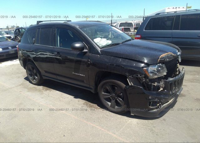 Inventory #563026316 2017 JEEP COMPASS