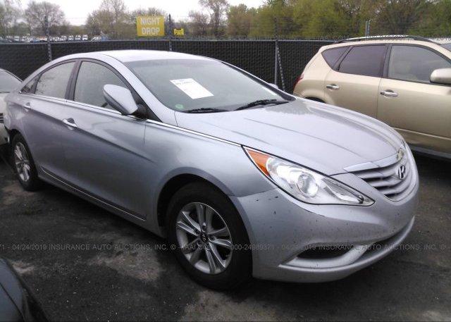 Inventory #760561494 2011 Hyundai SONATA