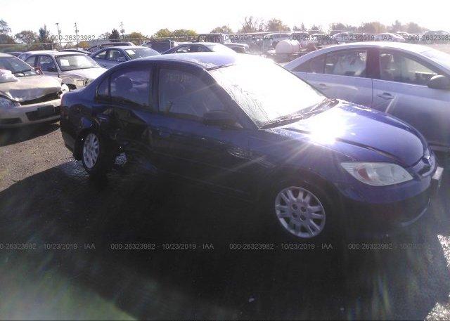Inventory #564725941 2004 Honda CIVIC