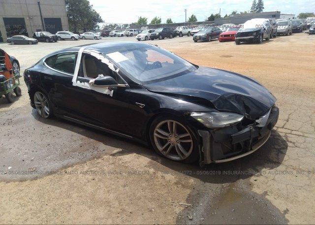 Inventory #626305048 2012 Tesla MODEL S