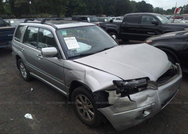 Inventory #792513431 2006 Subaru FORESTER