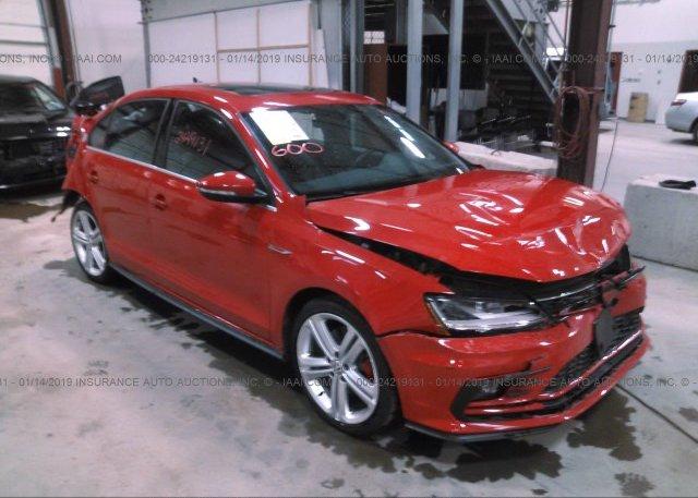 Inventory #370639260 2017 Volkswagen JETTA