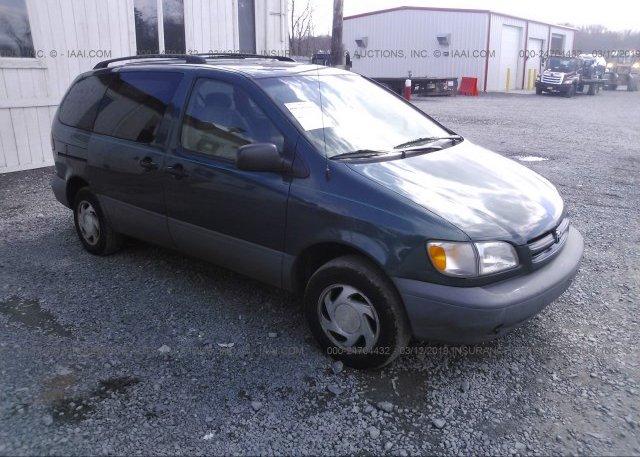 Inventory #511695424 1998 Toyota SIENNA