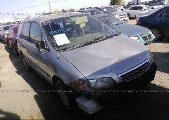 1998 Honda ODYSSEY - JHMRA3865WC005103 Left View