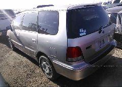 1998 Honda ODYSSEY - JHMRA3865WC005103 [Angle] View