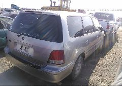 1998 Honda ODYSSEY - JHMRA3865WC005103 rear view