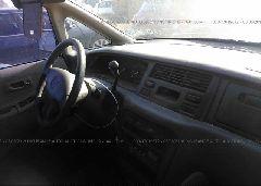 1998 Honda ODYSSEY - JHMRA3865WC005103 close up View