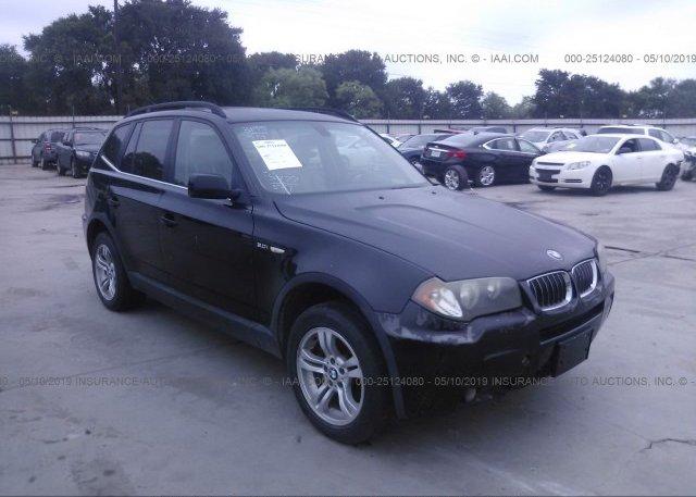 Inventory #585583794 2006 BMW X3