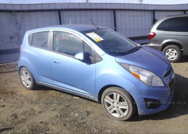 Inventory #979715017 2013 Chevrolet SPARK