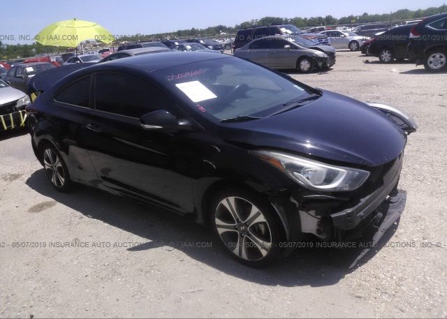 Inventory #328372354 2014 Hyundai ELANTRA COUPE
