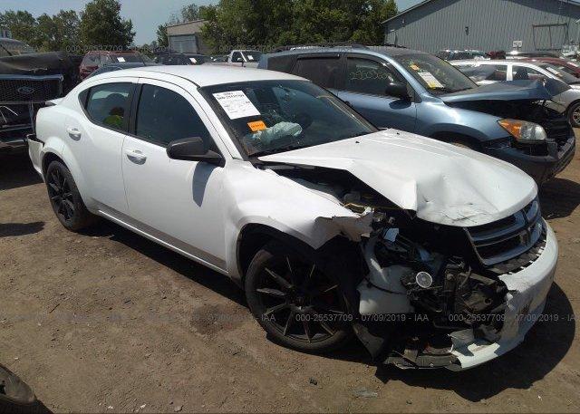 Inventory #674339739 2013 Dodge AVENGER