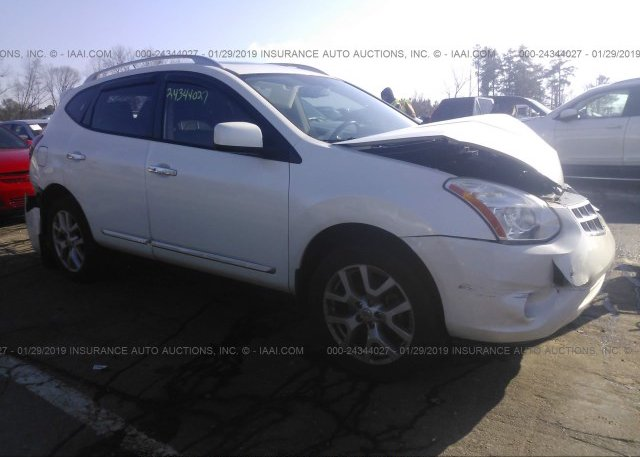 Inventory #969266524 2011 Nissan ROGUE
