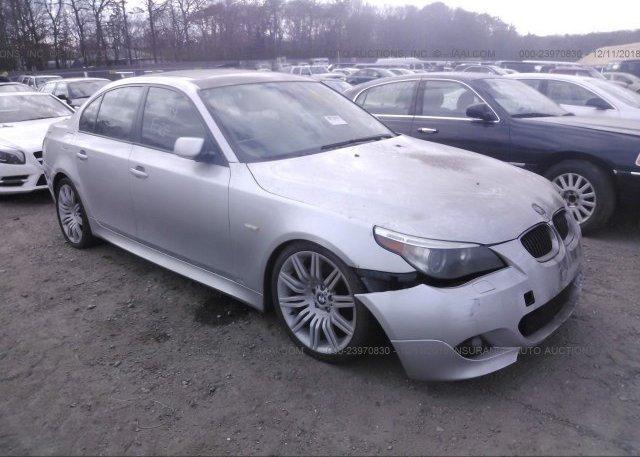 Inventory #401589052 2004 BMW 545