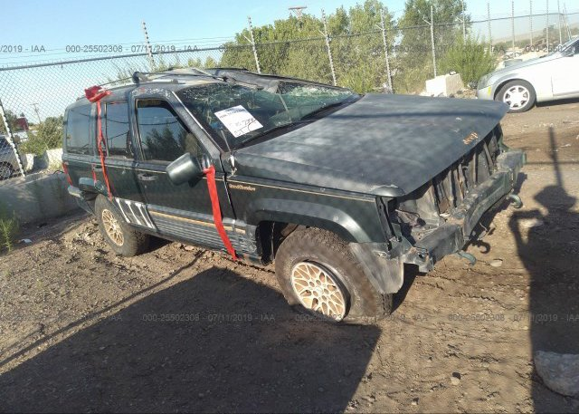 Inventory #438134933 1994 JEEP GRAND CHEROKEE