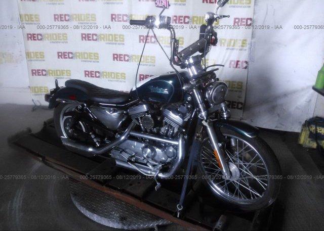 Inventory #698431897 2001 Harley-davidson XL1200