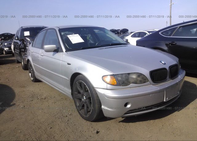 Inventory #722953089 2002 BMW 325