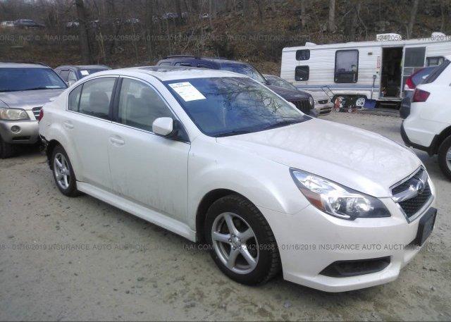 Inventory #228358544 2014 Subaru LEGACY
