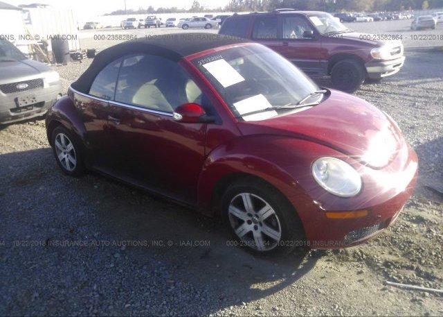Inventory #516554369 2006 Volkswagen NEW BEETLE