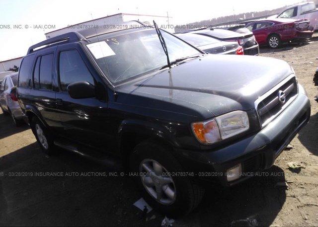 Inventory #511262688 2002 Nissan PATHFINDER