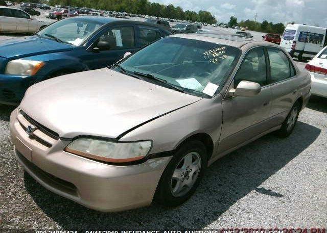 Inventory #138852406 2000 Honda ACCORD