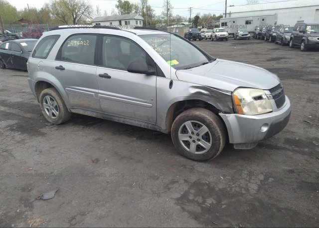Inventory #924510615 2006 Chevrolet EQUINOX