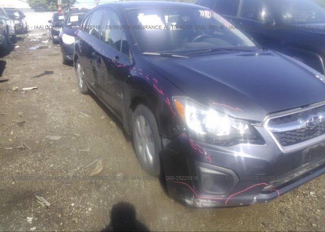 Inventory #436840788 2012 Subaru IMPREZA