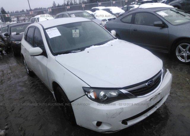 Inventory #788629072 2009 Subaru IMPREZA