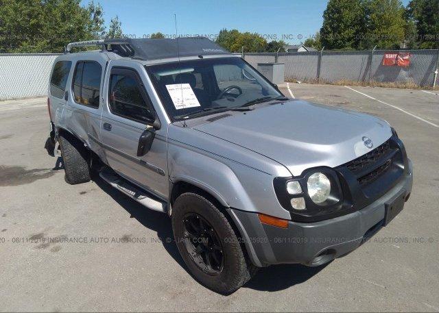Inventory #692108623 2004 Nissan XTERRA