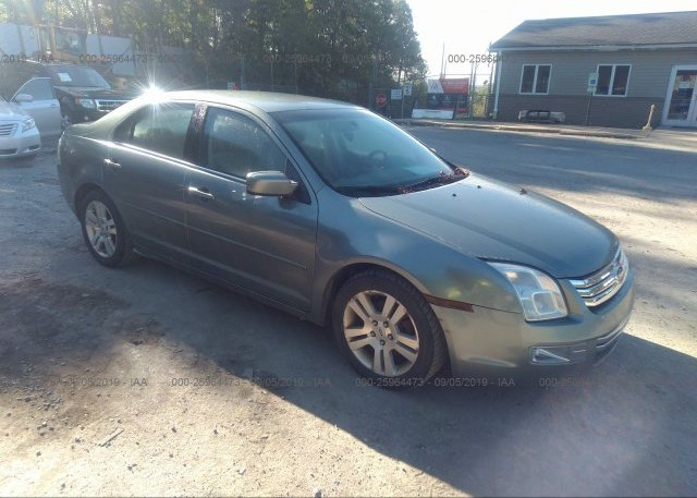 Inventory #900536733 2006 FORD FUSION