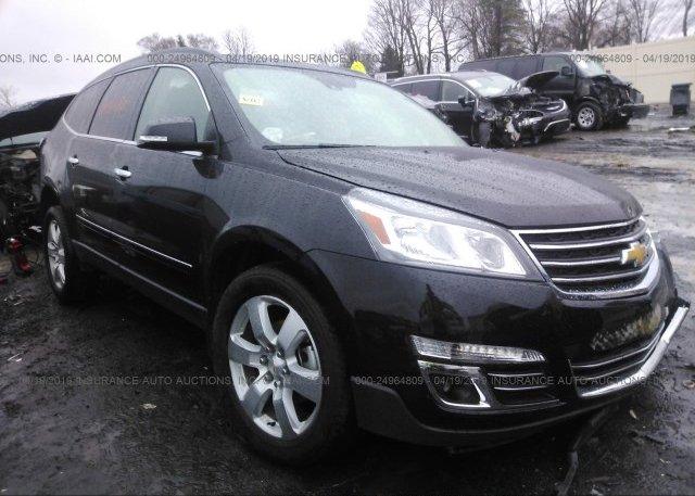 Inventory #833906035 2017 Chevrolet TRAVERSE