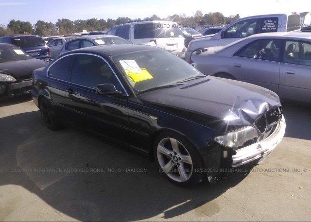 Inventory #225015758 2004 BMW 325