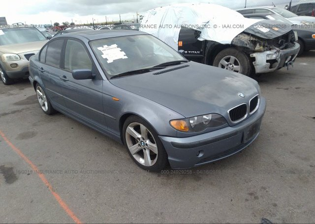 Inventory #860521507 2004 BMW 325