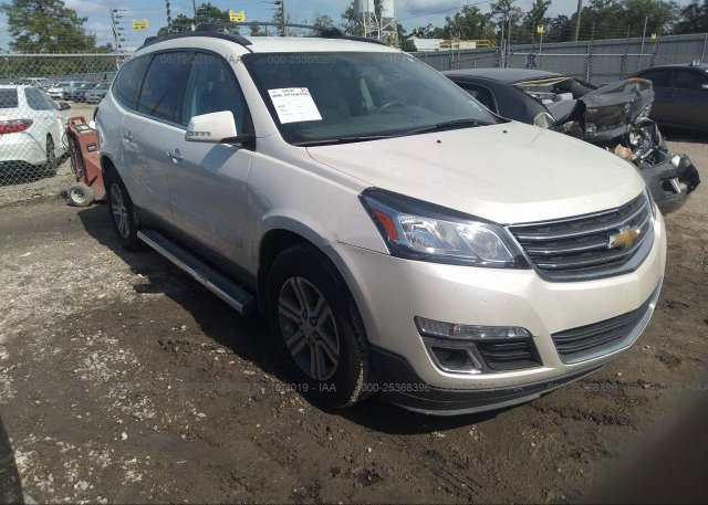 Inventory #181683459 2015 Chevrolet TRAVERSE