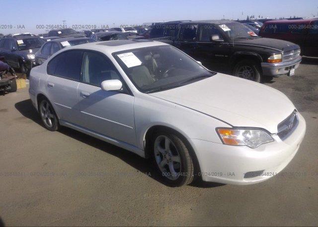 Inventory #909172852 2006 Subaru LEGACY
