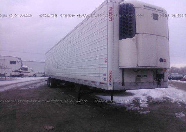 Inventory #284714303 2016 UTILITY TRAILER MFG VAN