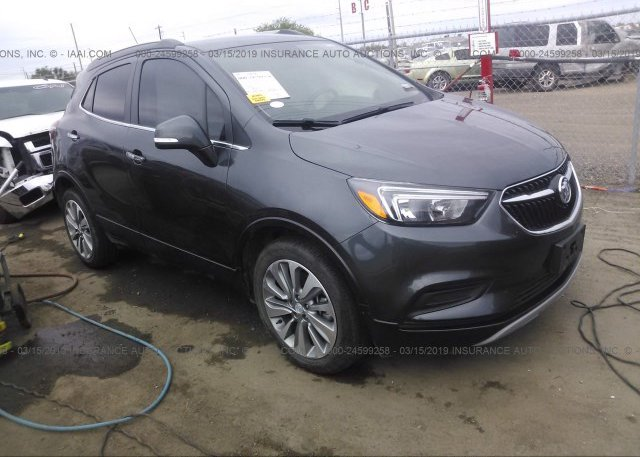 Inventory #999922844 2017 Buick ENCORE