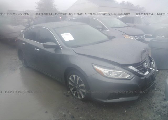 Inventory #231640967 2017 Nissan ALTIMA