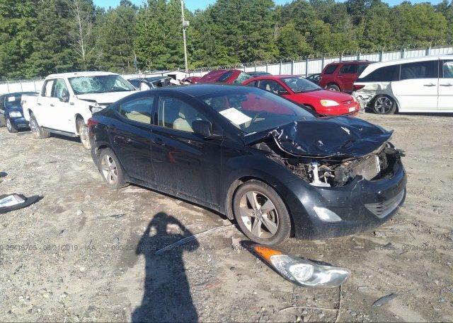 Inventory #534058777 2013 Hyundai ELANTRA