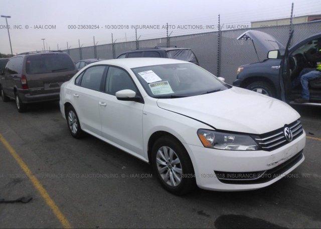 Inventory #796628053 2013 Volkswagen PASSAT