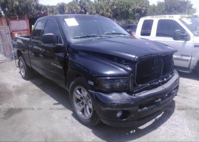 Inventory #597925077 2002 Dodge RAM 1500