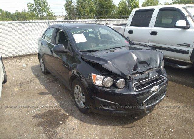 Inventory #547309915 2014 Chevrolet SONIC