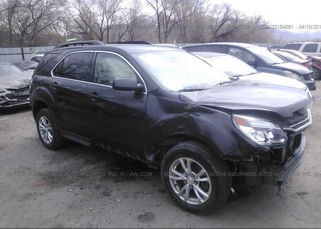 Inventory #600780336 2016 Chevrolet EQUINOX