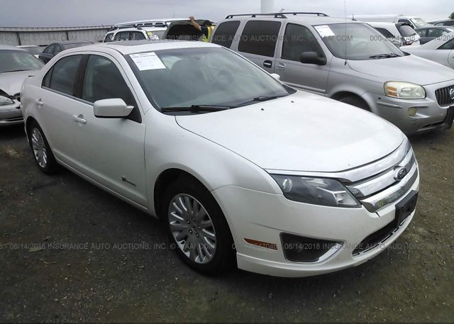 Inventory #535103144 2010 FORD FUSION
