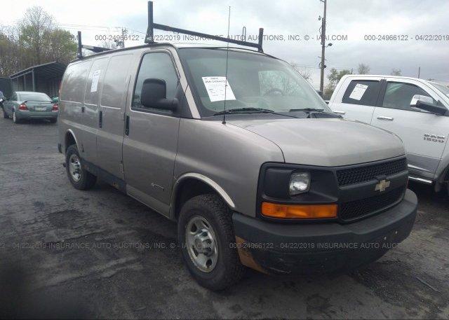 Inventory #428706590 2003 Chevrolet EXPRESS G2500