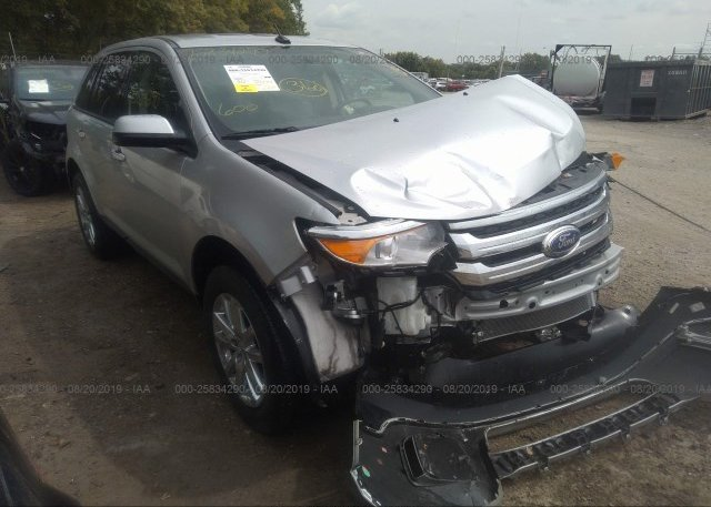 Inventory #713172426 2014 FORD EDGE