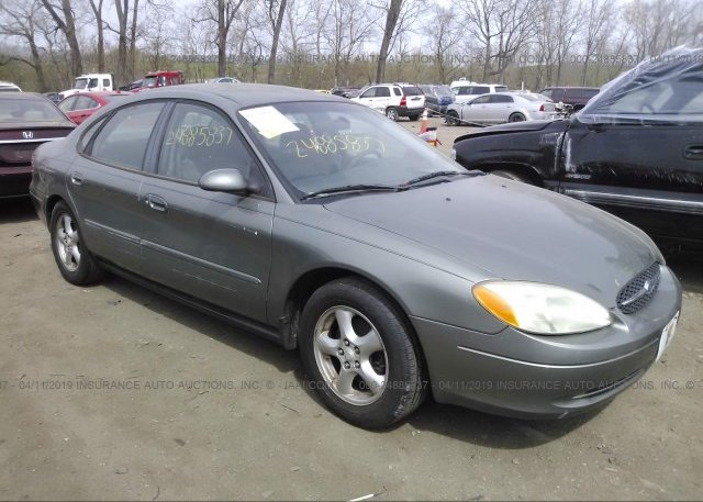 Inventory #348491978 2002 FORD TAURUS
